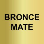 Bronce Mate