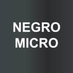 Negro Microtexturizado